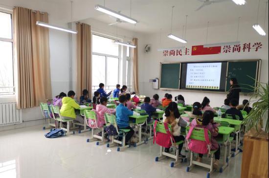济南专项投资5000万元 中小学幼儿园清洁取暖全覆盖