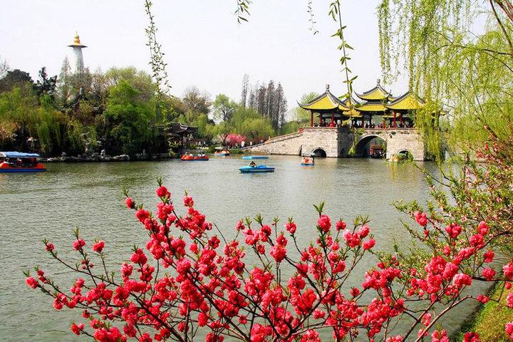 江苏导游资格考试景点导游词之扬州瘦西湖
