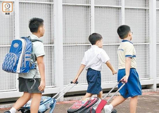 社会调查报告:香港小学生每5名有1名抑郁  亲子关系疏远成主因