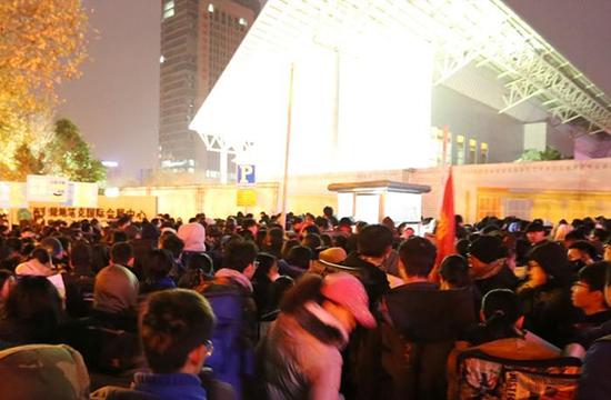 陕西2019艺考统考开考2万余考生赴考 首次启用身份验证系统