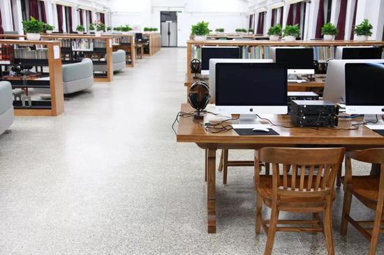 清华大学音乐图书馆今日开馆试运行  网友:又是别人家的大学