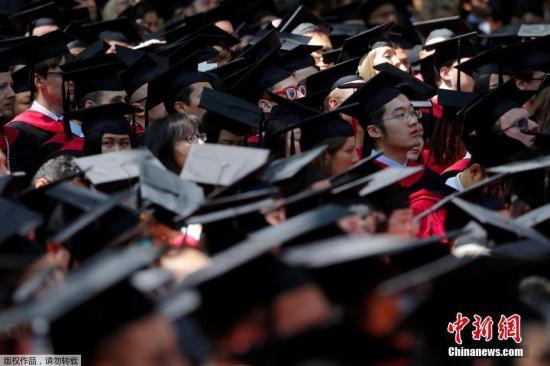 美国名校提前录取数据创新低  华裔家长忧申请难