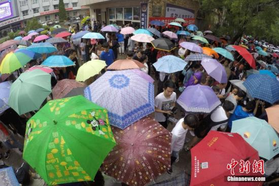 江西南昌成人高考替考案宣判:考生枪手同获刑 拘役1个月