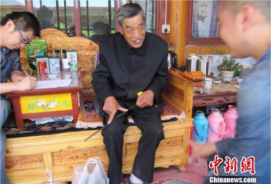 甘肃兰交大师生保护传承古民居5年 用脚丈量40余个藏族村落