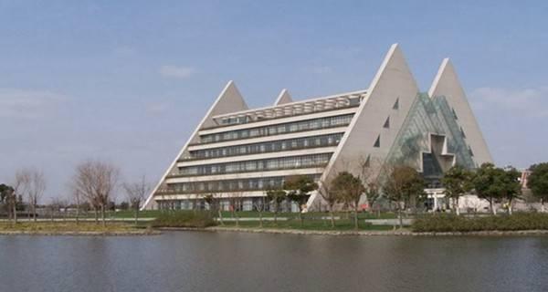 上海工程技术大学 图书馆