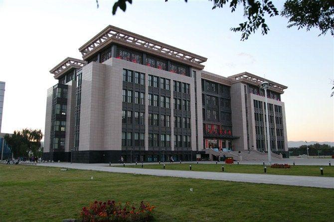 太原工业学院有几个校区及校区地址