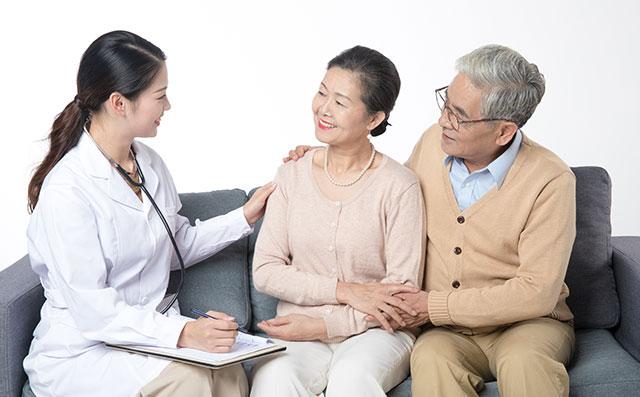 在国外如何用英语和医生沟通