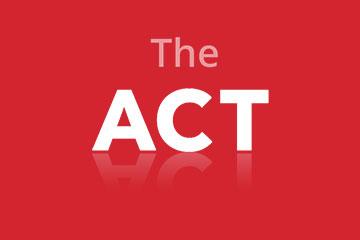 ACT知識點講解
