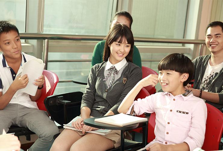 广州北京路托福韦博英语培训