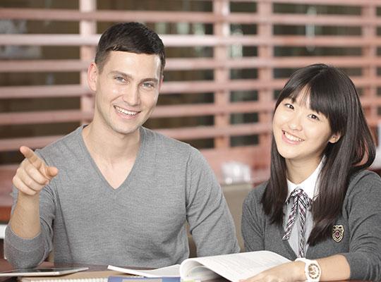 上海漫游城韦博商务英语培训