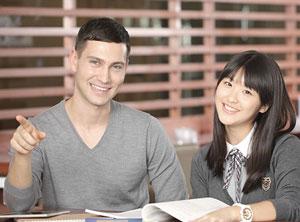 上海中山公园韦博商务英语培训