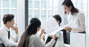 温州鹿城韦博商务英语培训
