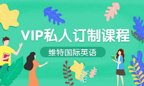 深圳龙华维特国际英语vip私人订制课程
