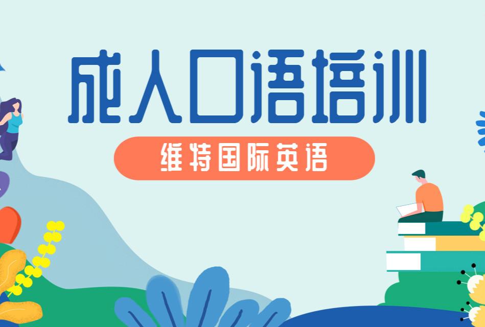 深圳龙岗布吉维特国际英语成人英语保会课程