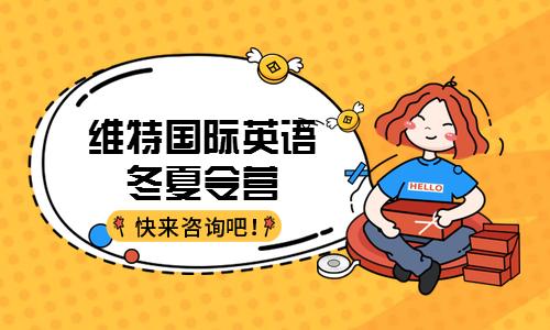 深圳龍崗布吉維特國際英語冬夏令營課程