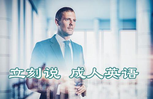 惠州惠城港汇美联立刻说成人英语培训