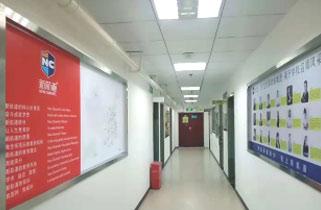 南宁英语留学预备课走廊图片
