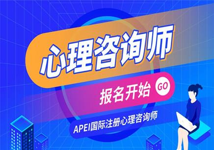 安徽淮南心理咨询师培训