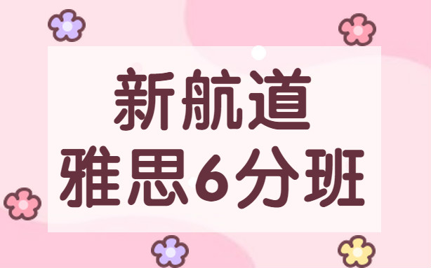 武�h青�少南湖新航道雅思6分�n程培�