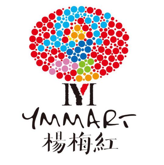 西安曲江创意谷杨梅红国际私立美校logo