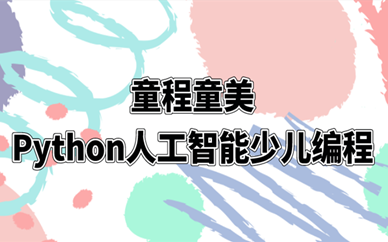 天津和平君悦童程童美Python人工智能编程