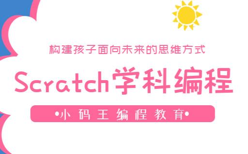 合肥财富广场小码王Scratch学科编程班