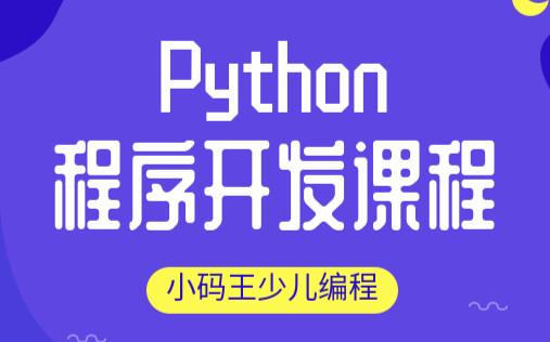 石家庄西美五洲小码王Python程序开发编程班