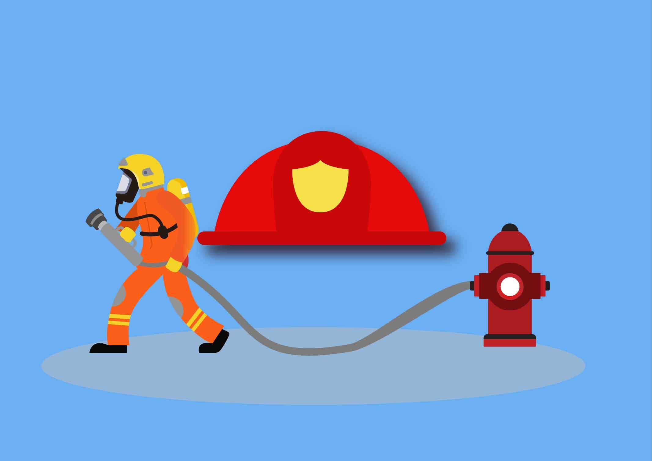 国家一级消防工程师通过率图片