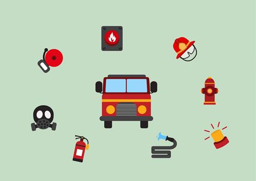 2021年天津中级消防证考试报名时间