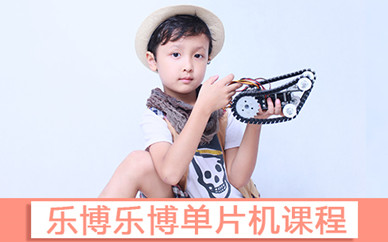 北京海淀远大路乐博单片机机器人课程