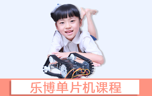 福州鼓楼东街道乐博单片机机器人课程