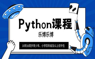 南宁青秀青秀万达10-16岁Python少儿编程班