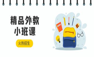 北京朝阳区广渠门精品外教小班辅导