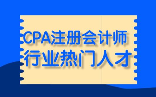 安庆仁和CPA培训班