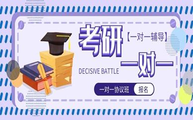天津考研1对1培训班