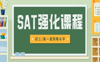 武汉朗阁SAT培训强化班
