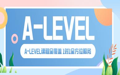 深圳南山环球A-Level培训班