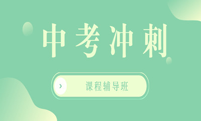 杭州下城纳思书院中考冲刺班
