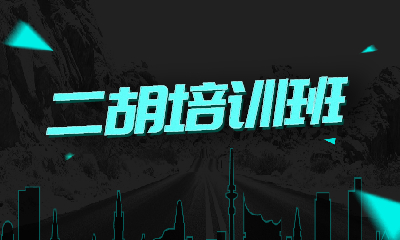 深圳龙华秦汉胡同二胡课程