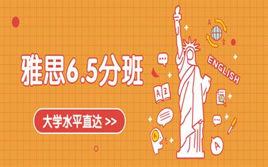 北京朝阳环球雅思6.5分提升培训